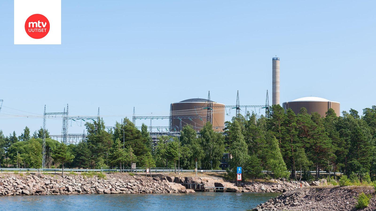 Fortumin toimitusjohtaja Rauramo MTV:n Uutisextrassa: Tämä on tärkeä elementti Loviisan ydinvoimalan jatkoharkinnassa