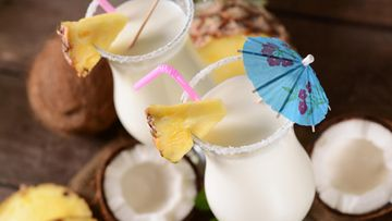 pina colada drinkki cocktail
