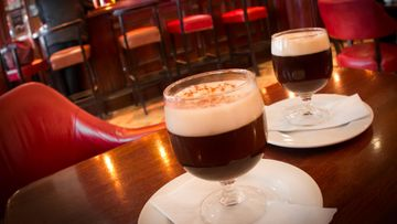 irish coffee baari