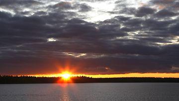 AOP Keskiyön aurinko Suomi