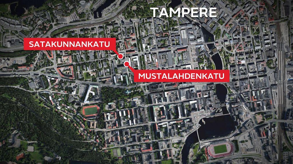 Joku Tunki Palavaa Paperia Asunnon Postiluukusta Ja Sytytti Kaupan