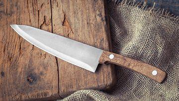 veitset keittiö veitsi