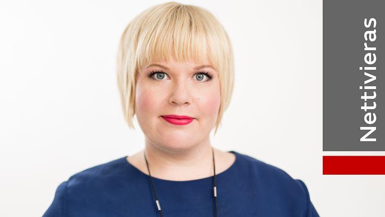 Annika Saarikko nettivieras 3