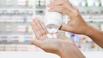 lääke, lääkepurkki, lääkitys