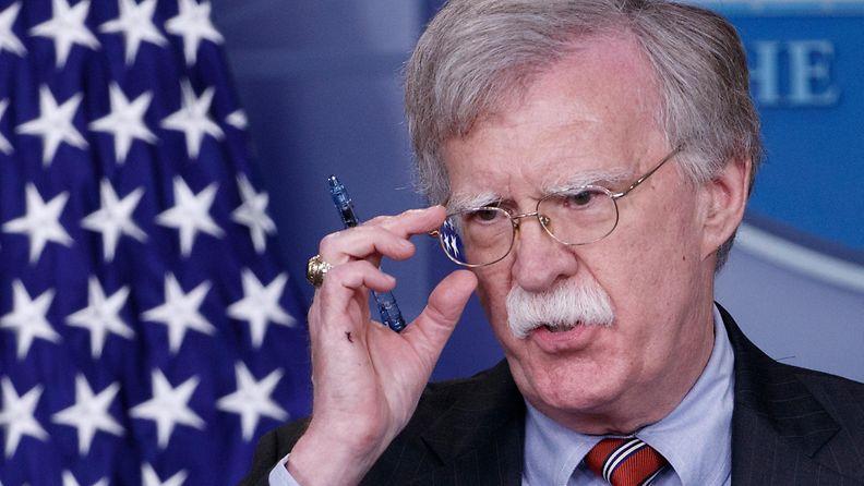 John Bolton, Yhdysvallat, turvallisuus