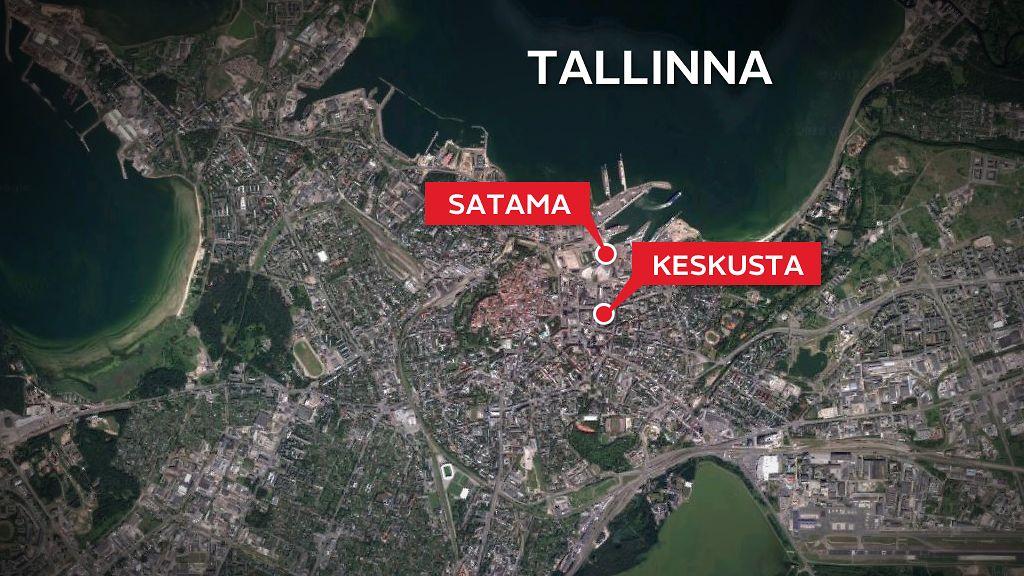 Nuorisojoukko Terrorisoi Tallinnassa Ryostaa Kauppoja Ja Hyokkaa