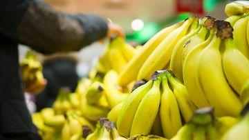 banaani ruokakauppa