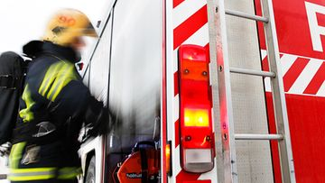 Palomies, Uutissilmä, pelastuslaitos, tulipalo, paloauto