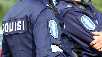 poliisi kuvitus