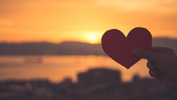rakkaus, sydän