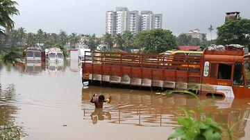 Intia Kerala tulva (1)