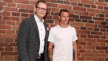 Kari Hotakainen & Kimi Räikkönen
