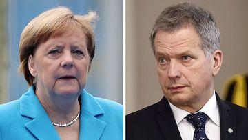 Merkel Niinistö