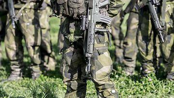 AOP Ruotsin armeija
