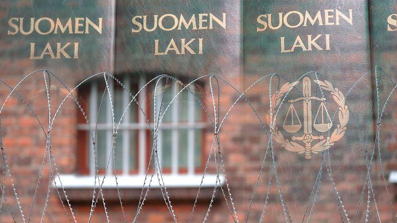 AOP tuomio laki oikeus rikos vankila rikollinen oikeudenkäynti