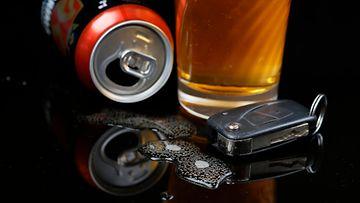 AOP rattijuoppo rattijuopumus humala alkoholi auto
