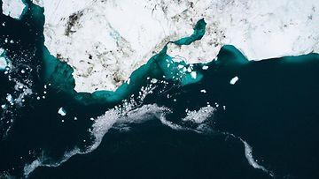 AOP Grönlanti jäävuori jää ilmastonmuutos arktinen alue