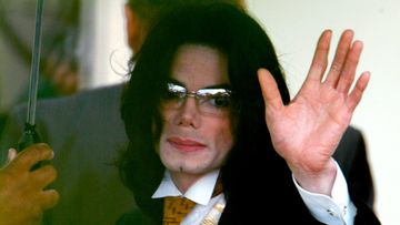 Michael Jackson oikeudessa