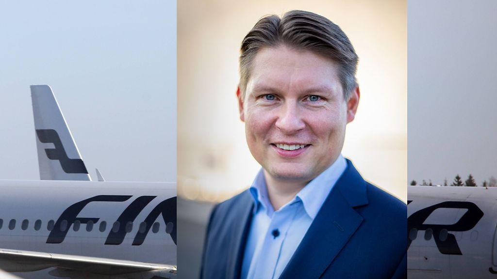 Finnair Toimitusjohtaja