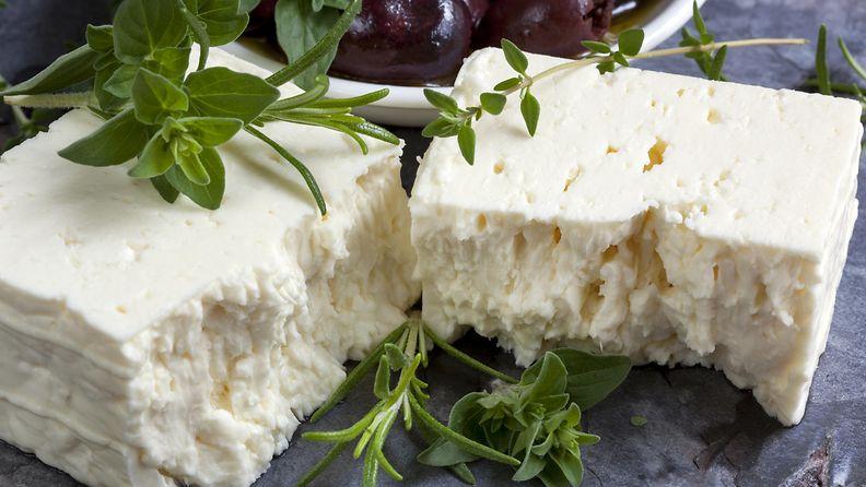 fetajuusto feta juusto