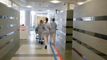 AOP, sairaanhoitaja, lääkäri, sairaala, terveyskeskus