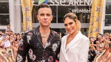 Robbie William ja Ayda Field
