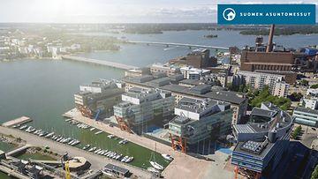Asuntomessut, Helsinki yleiskuva
