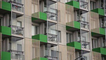 Kuvituskuva Helsinki, Asuntomessut