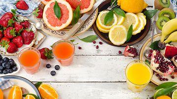 c vitamiini hedelmä