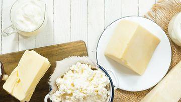 juusto maito voi