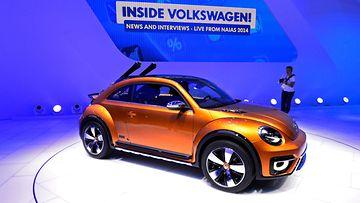 AOP New Beetke Volkswagen