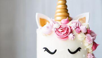 yksisarvis kakku