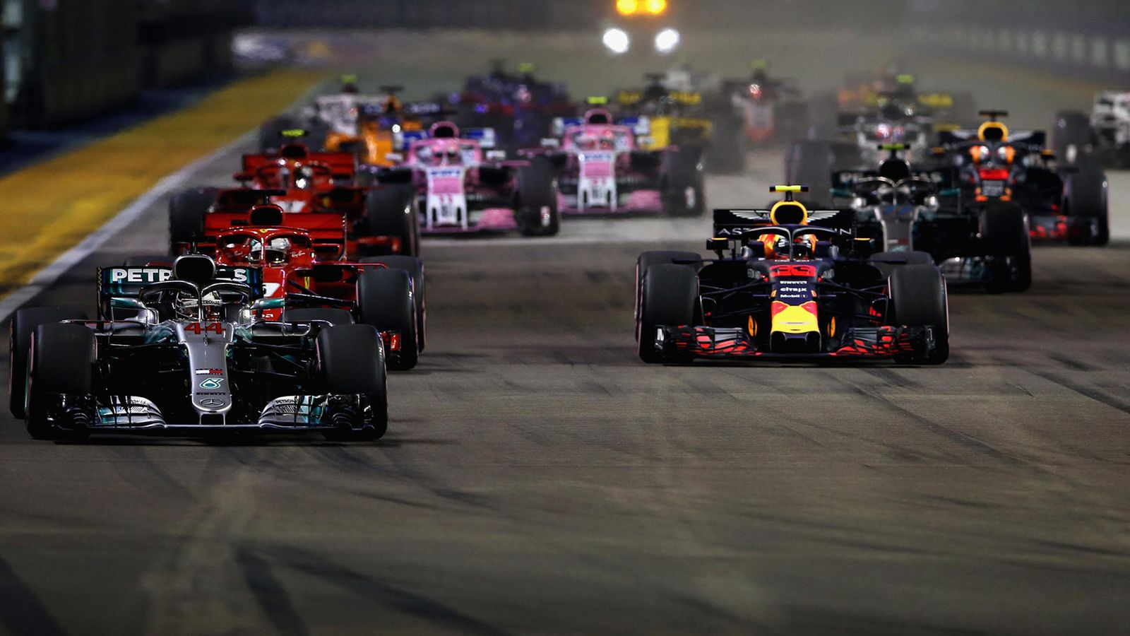 Formula 1 Pisteet