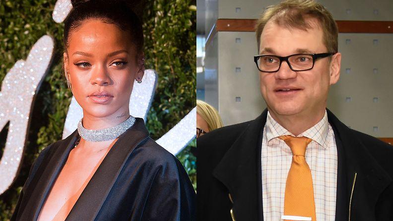 Juha Sipila Rihanna