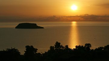 Tansania Victorianjärvi