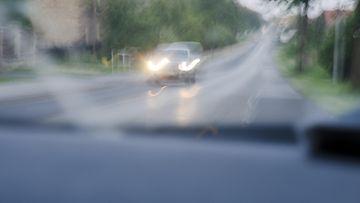 väsymys rattijuopumus
