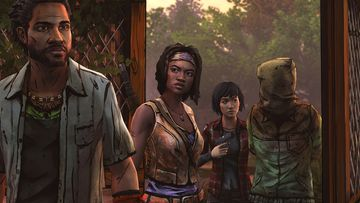 Telltale Games TWD: Michonne