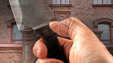 AOP Väkivalta pahoinpitely puukko veitsi tappo vankila 1.03810682