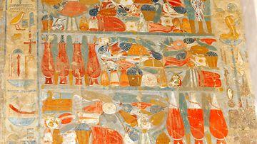 egypti olut maalaus