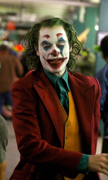 Jokeri Näyttelijä