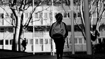 koulu, yksinäisyys