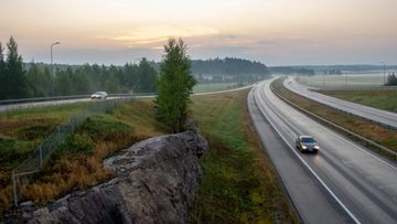 liikenne suomi moottoritie