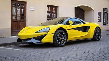 McLaren urheiluauto