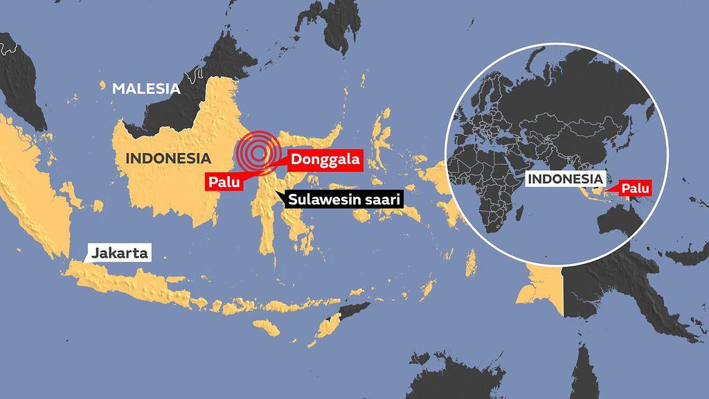 Indonesiasta Vuoden 2004 Tsunamia Pahempi Katastrofi Kari