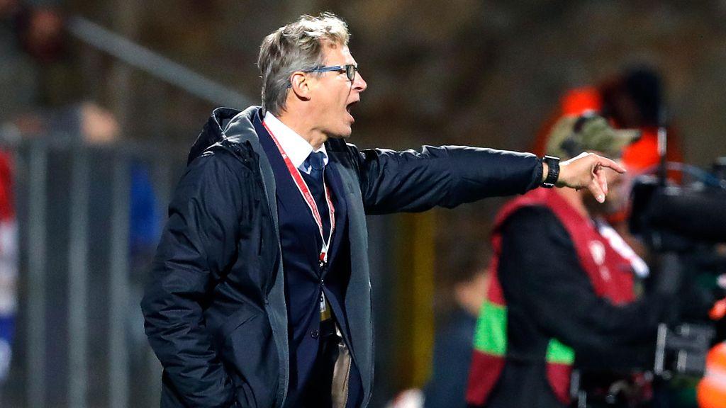 """Markku Kanerva vaatii joukkueeltaan enemmän – """"Tehoja voisi saada vielä lisää"""" - Maajoukkue ..."""