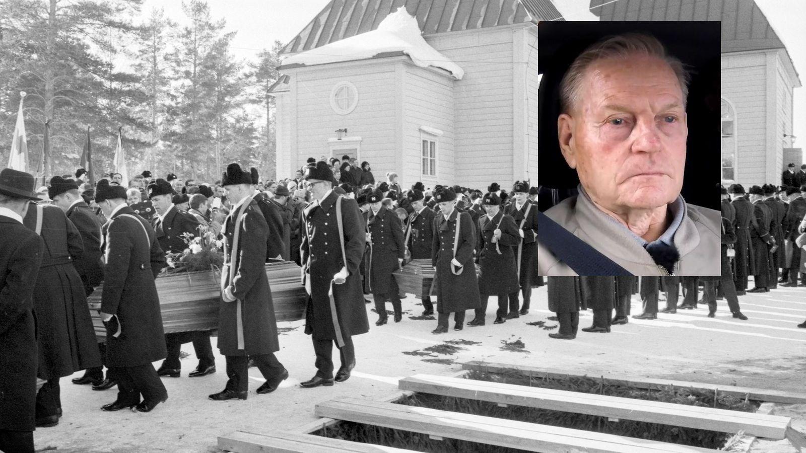Poliisi Timo Bomania odotti järkyttävä näky vuonna 1969: Viljelijä oli murhannut neljä kollegaa ...