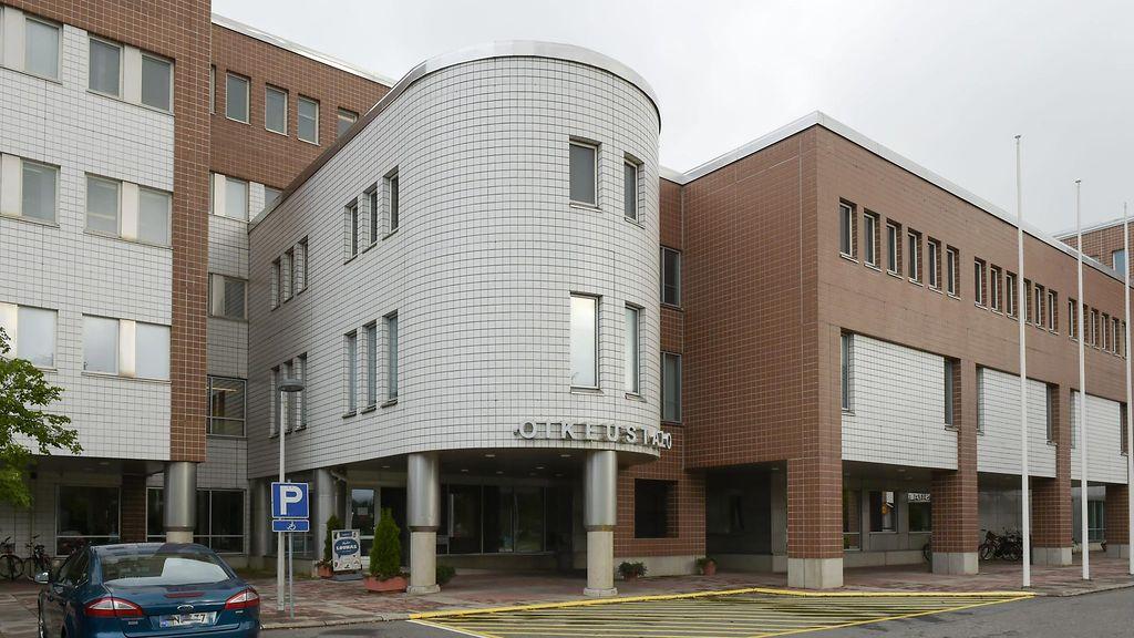 Oulun oikeustalo käräjäoikeus