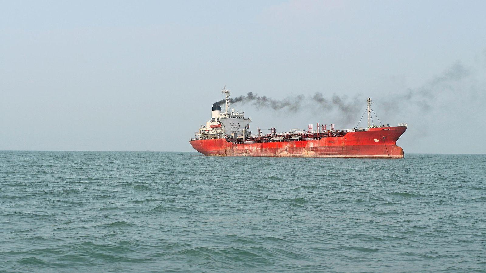 Rahtilaiva Päästöt
