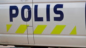 Poliisi kuvituskuva AOP