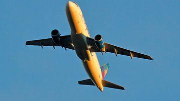 Lentokone kuvitus AOP